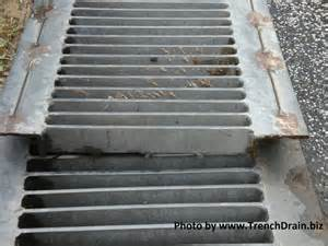 drain cover flanged trench grate bar grate with wings grating with lip high