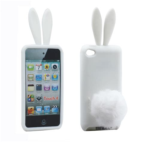 Iphone Casing Panda Black White Rabbit Pink Bunny 6 7 8 X image gallery ipod 5 cases 3d bunny