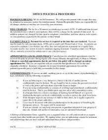 Policy And Procedure Template For Office by Best Photos Of Microsoft Office Policy Templates