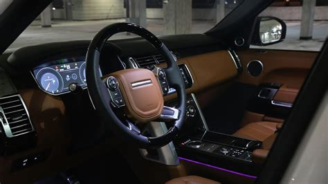 range rover interior 2017 2016 2017 range rover vogue interior review at