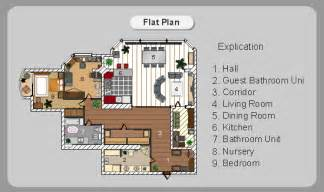 Software To Build House Conceptdraw Samples Floor Plan And Landscape Design