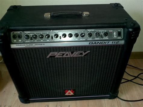 Mixer Peavey China peavey bandit 112 ii made in china discontinued image