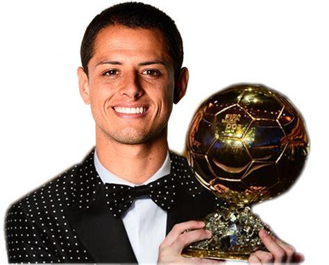 Farza Maxi 191 chicharito hernandez ganador bal 243 n de oro uefa