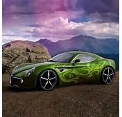Cool Alfa Romeo 8C  Fast Cars