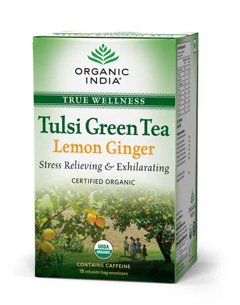 T2 Detox Tea Weight Loss by Tulsi Green Tea Lemon Organic India