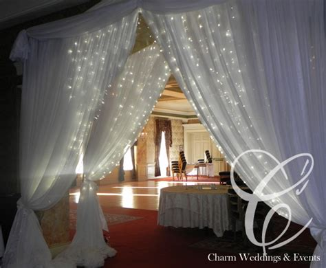 Wedding Light Backdrop Northern Ireland by Light Backdrop Room Draping Entrance Drapes