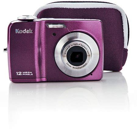 C182 Black kodak easyshare c182 plum 12mp digital bundle with