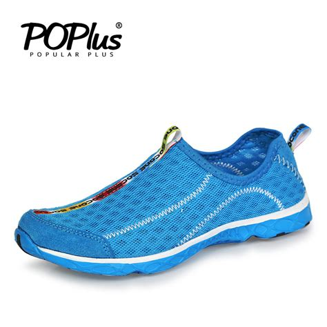 comfortable water shoes poplus mens water shoes women breathable comfortable