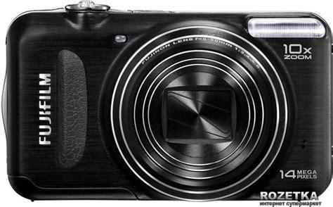 Fujifilm Finepix T200 rozetka ua fujifilm finepix t200 black
