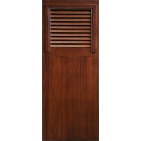 Boiler Door external door louvre boiler house 0011 the derg