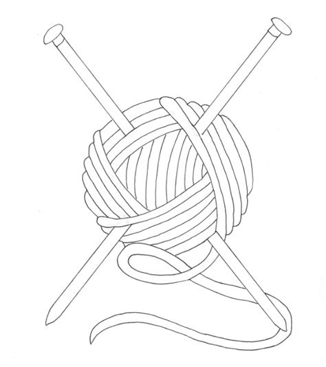 coloring pages for yarn of yarn coloring page 187 wee folk