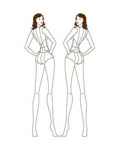 fashion design silhouette templates croqui croqui poses croquis fashion