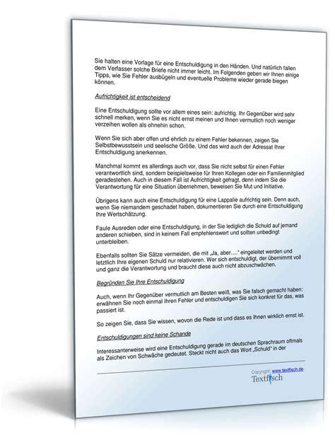 Musterbriefe An Den Chef Entschuldigung Schlechter Kundenservice Muster Zum