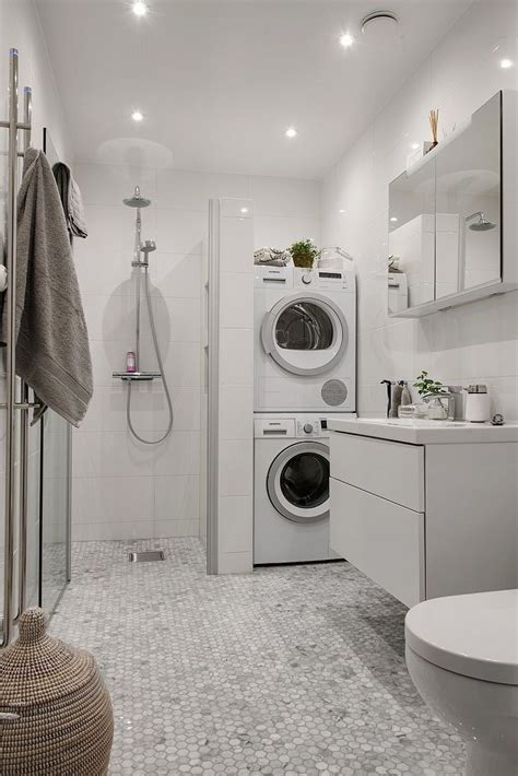 bathroom laundry room ideas 25 best ideas about laundry bathroom combo on pinterest