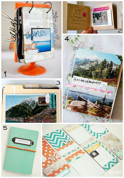 travel journals ideas inspiration cottagearts net