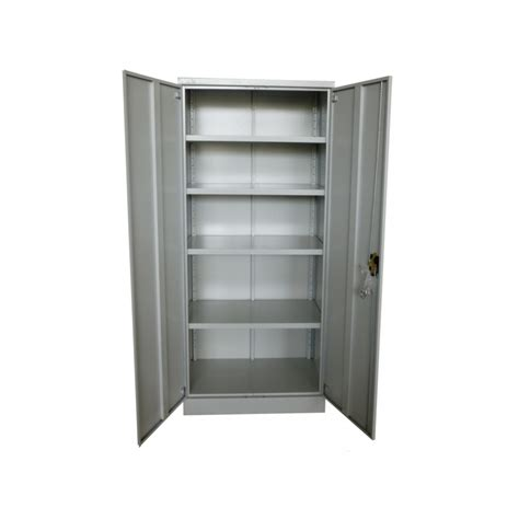 cupboard shelves spacewise steel stationery cupboard office cabinets