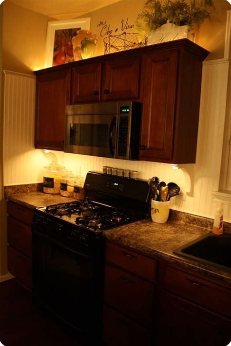 How to install below cabinet (and above cabinet) lighting