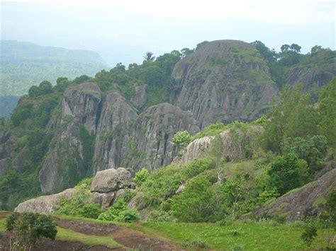 wisata nglanggeran pesona gunung berapi purba gunung