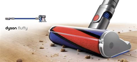 Dyson Hardwood Floor Vacuum The Fluffy Is Dyson S Answer To Dusty Hardwood Floors