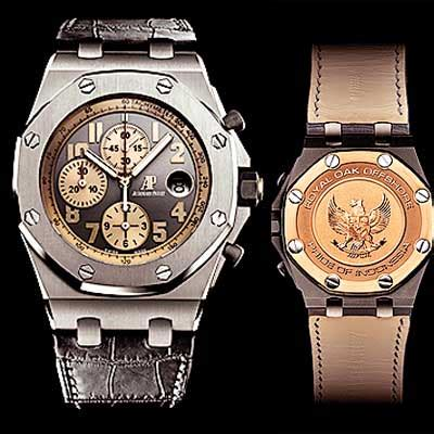 Ap Royal Oak Chrono Pride Of Indonesia Titan Grade Aaa what s new in luxury this week