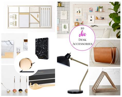 10 Chic And Accessories by Office Archives Pretty By Post