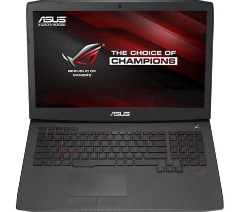 Asus Republic Of Gamers Laptop Windows 10 Drivers asus republic of gamers g751jy 17 3 gaming laptop black aluminium deals pc world