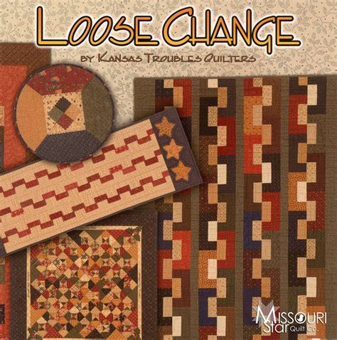 Missouri Quilt Company Daily Deal by Change By Kansas Troubles Quilters Kansas Troubles