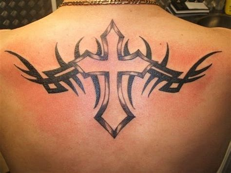 28 Awesome Tribal Back Tattoos Only Tribal Cool Back Tribal Tattoos For