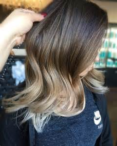 hair styes dye at bottom top 25 ombre hair color ideas trending for 2017