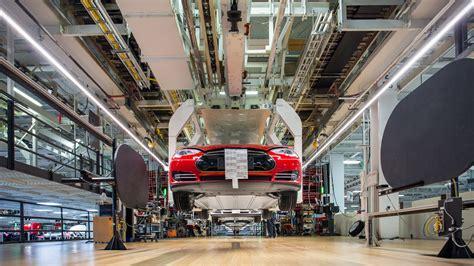 Tesla Factory Tesla Factory Tour Alphr