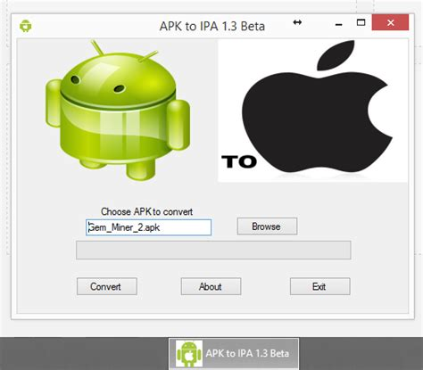 ipa to apk converter apk to ipa apk to ipa convert android apps and to ios ipa format