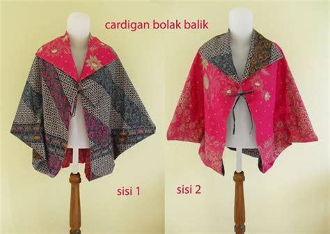 Cardigan Batik Parang Batik Kawung batik cardigan made in indonesia sofia boutique butik sofia indonesia