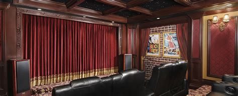 Garage Theater by Garage Home Theater Acousticsmart
