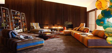 sofas de roche bobois canap 233 composable par 233 l 233 ments voyage immobile roche bobois