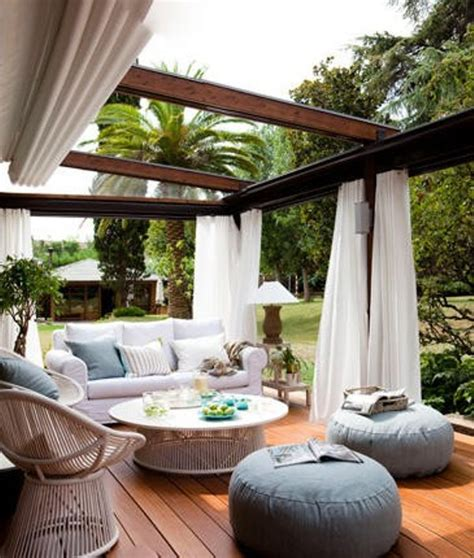 backyard rooms 40 coolest modern terrace and outdoor dining space design
