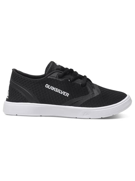 quicksilver boat shoes quiksilver boys oceanside shoes aqbs700001 ebay
