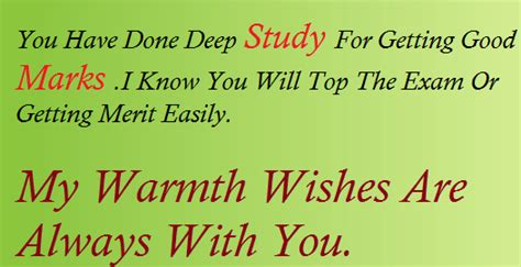 Exam Wishes Quotes. QuotesGram Final Exam Wishes