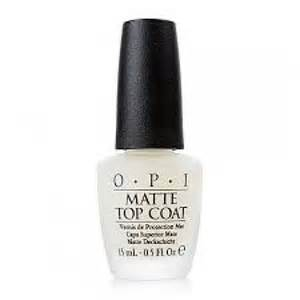 opi nail matte top coat salon supply store
