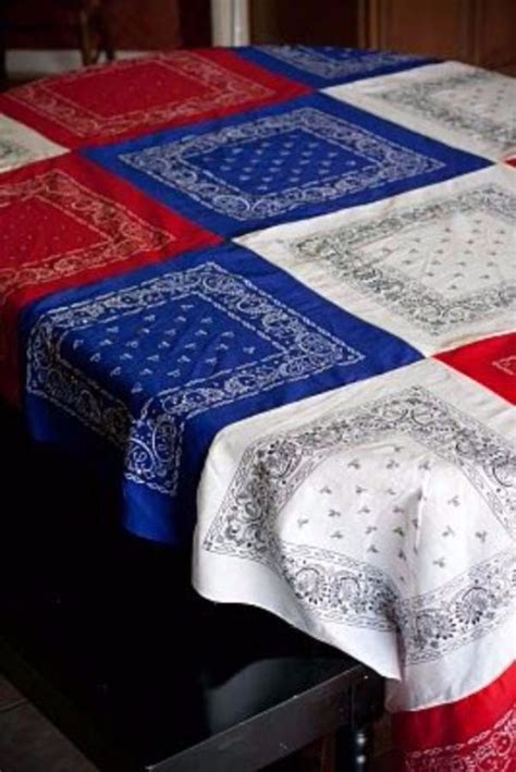 4th of july tablecloth diy crafts 40 tablecloth projects to sew family holiday