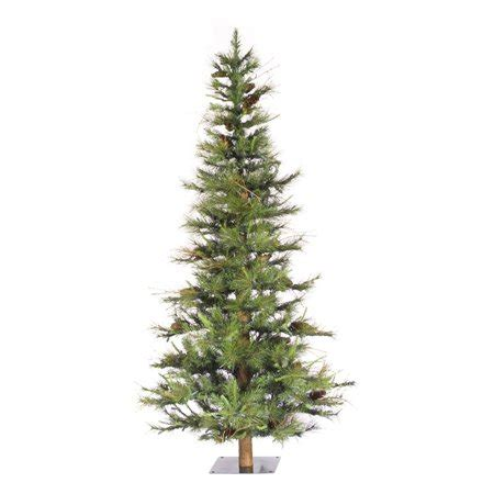 4 12 ft xmas tree at walmart vickerman 4 ft ashland slim unlit tree walmart