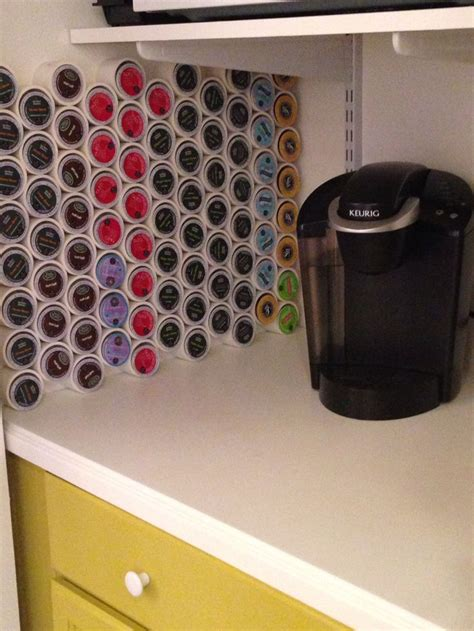 K Cup Shelf by 17 Best Ideas About K Cup Storage On Keurig