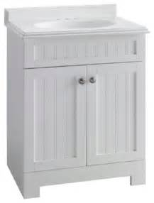 estate by rsi 25 inch white boardwalk bath vanity with top