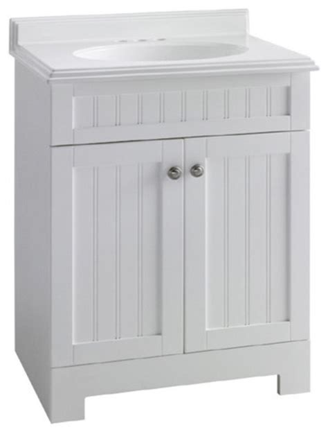 25 inch bathroom vanity cabinet estate by rsi 25 inch white boardwalk bath vanity with top