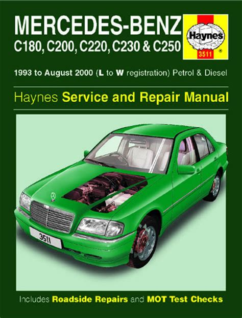 online auto repair manual 2000 mercedes benz c class lane departure warning mercedes benz c class petrol and diesel haynes 1993 2000 new workshop car manuals repair