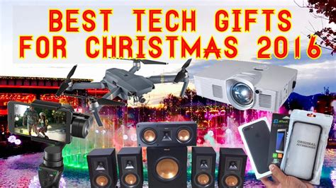 top 5 tech gifts for christmas 2016 youtube