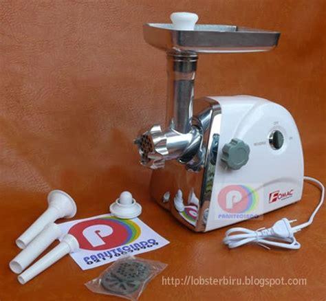 Mixer Gilingan Daging Bakso mesin mie mesin cheese stick mixer penipis adonan bisnis
