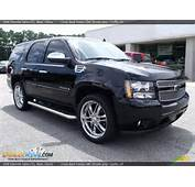 2008 Chevrolet Tahoe Ltz 4x4 Review The Truth About Cars  Autos Post