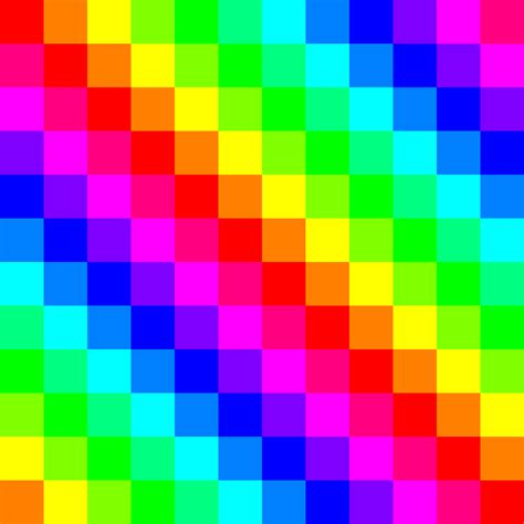 how many square in a 12 by 12 room 12x12 squares rainbow by 10binary on deviantart
