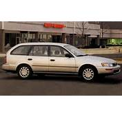 Corolla DX Wagon Road Test C&ampD Toyota Nation Forum Car And