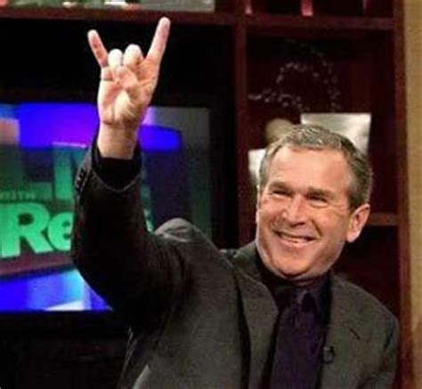 illuminati george bush seeking the the illuminati salute to their master